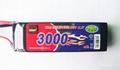 Lithium Polymer battery 2200-11.1V-25C 5