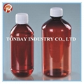 PLASTIC INFUSION BOTTLE
