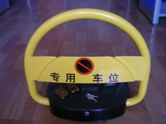 O型车位锁
