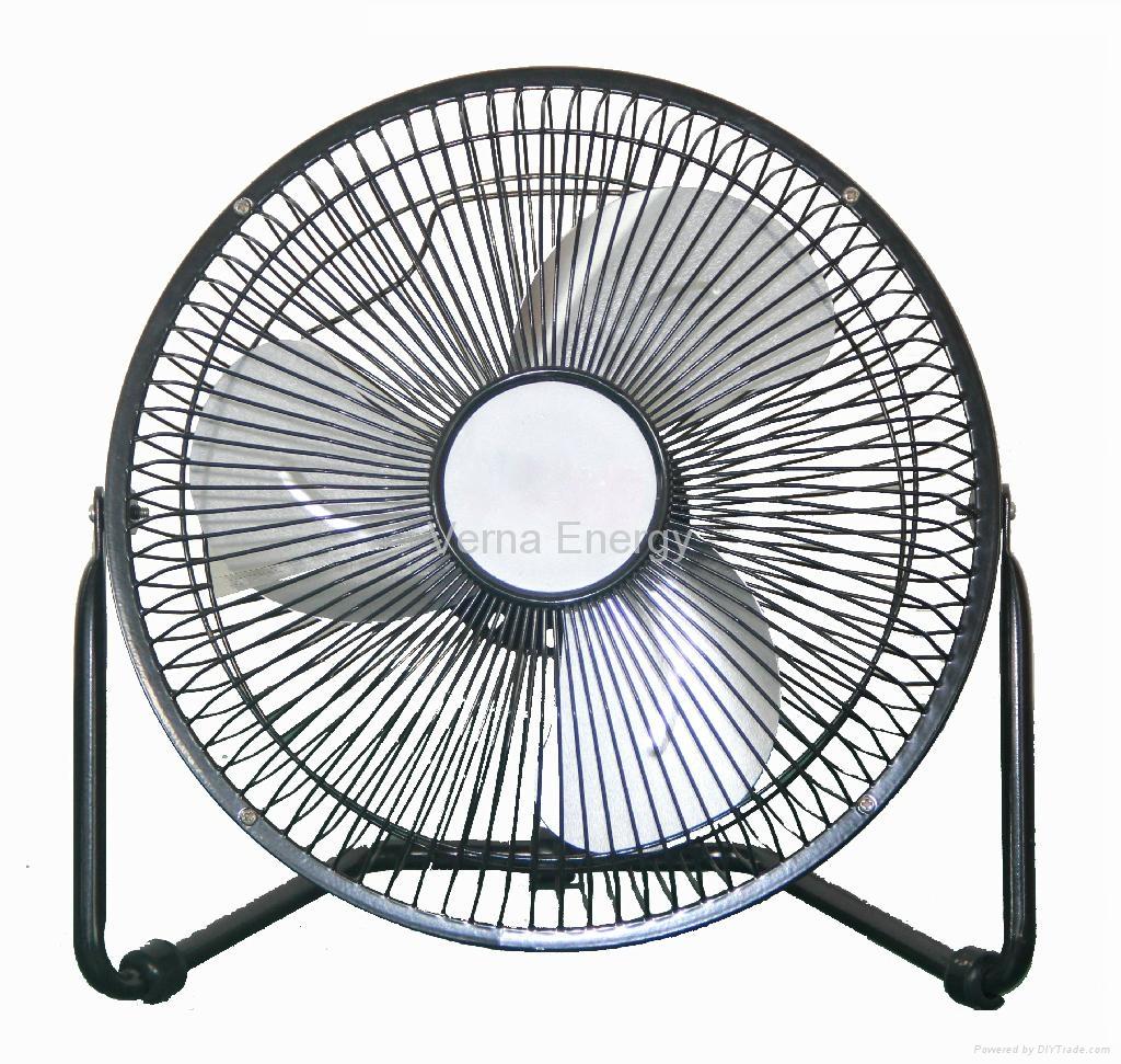 Low Cost 8 6w Solar Dc Fan 12v Best For Solar System