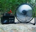 Low Cost 8'' 6W Solar DC Fan 12V Best for Solar System Using 2