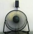 "Cheap Price 9"" Solar DC Fan for Solar System 4"
