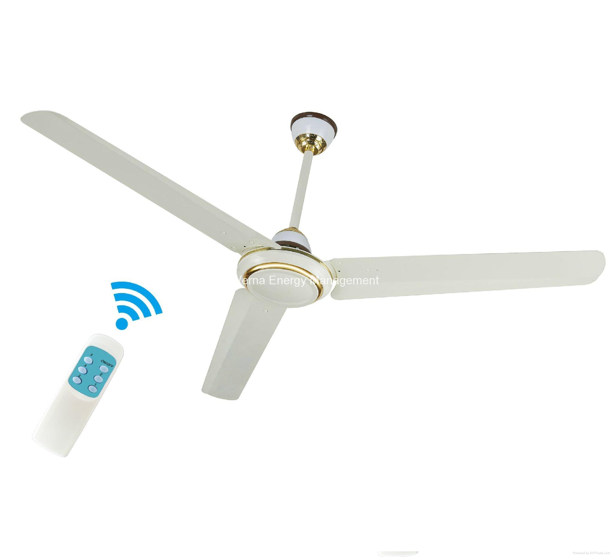 48u0027u0027 AC220V Energy Saving Ceiling Fan 25W 330RPM BLDC Motor Ceiling Fan