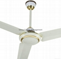 56'' 36W AC230V Input Energy Saving Ceiling Fan with 10 Years Life BLDC motor 2