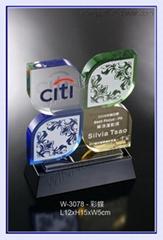 Crysatl Trophy W-3078