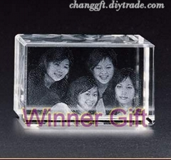 3D PHOTO CRYSTAL-W361