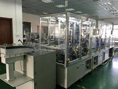 自动插针组装检测包装机
