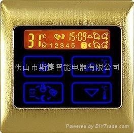 地暖温控器 1