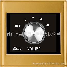 音量控制器 1