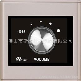 音量控制器 2