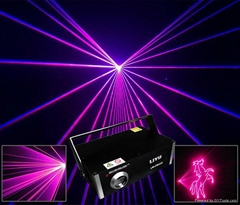 400mw stage pink and rose laser chiristmas audio sound and light products