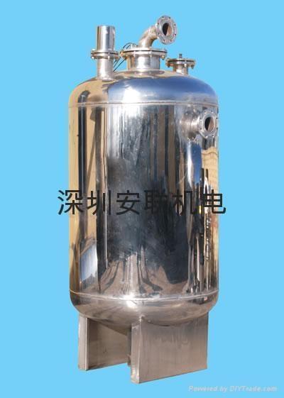 无负压供水流量调节器(无负压供水罐)