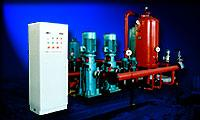 xqb消防變頻恆壓給水設備 1