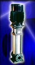 slg立式多级不锈钢泵.
