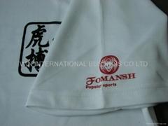 Taekwondo tee-shirt