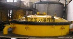 重慶修理高壓電機繞組真空壓力浸漆