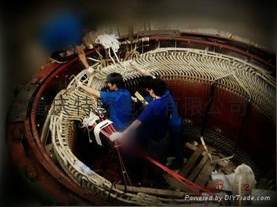 Chongqing repair turbine generator winding coil  1