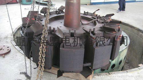 Chongqing repair turbine generator winding coil  2