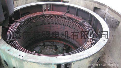 Chongqing repair turbine generator winding coil  3
