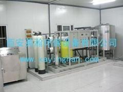 藥廠水處理設備
