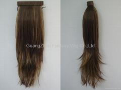 Accessory hair