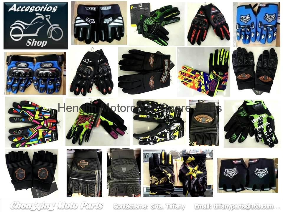 Motorcycle glove 2