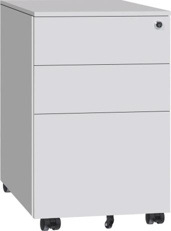 Two drawers vertical filing cabinet 2