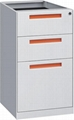3 drawers vertical filing cabinet 3