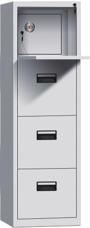 4 drawers vertical filing cabinet 3