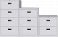 Filing drawer cabinet