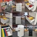 Filing drawer cabinet for room and office