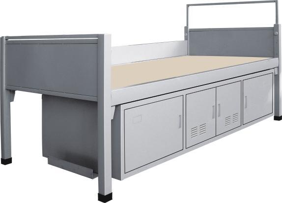 Muebles de metal para cama 1
