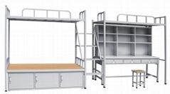 muebles cama metálicos