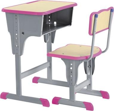 Single student desk and chair escritorios, sillas