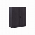 Wooden color cabinet