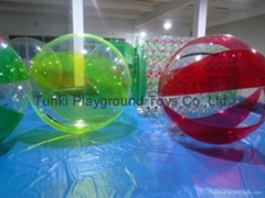 water walking ball aqua roller ball air ball pvc ball inflatable rolling ball