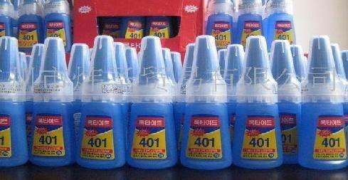 进口乐泰韩版401胶水 1