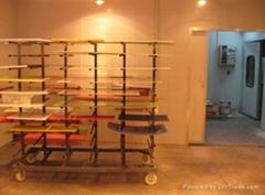 徐州傢具噴漆烤漆房