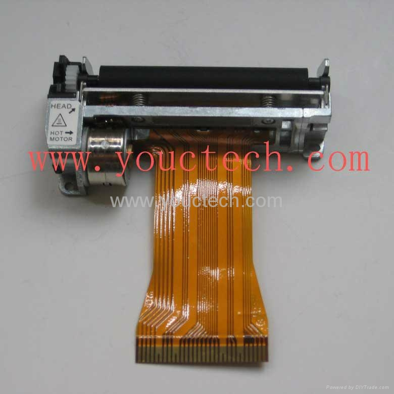 Fujitsu FTP-628MCL101 Seiko LTPZ245 APS FM205 thermal printer mechanism copy 1