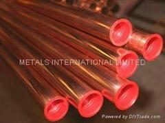 ASTM B75,ASTM B111,ASTM A280 铜管
