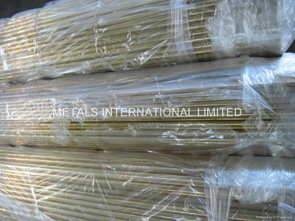 ASTM B111 C12200,C44300,C68700, C70600,Copper Heat Exchanger