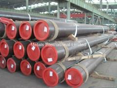 API 5L,ASTM A106 B,DNV OS-F101,NACE MR0175-Seamless Line Pipe