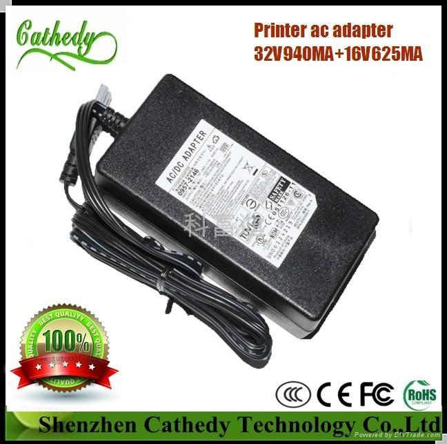 打印机开关电源适配器24V2.5A 5