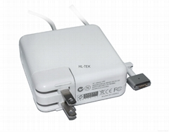 Ac adapter for apple macbook air 45w charger 14.85V3.05A magsafe2