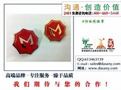 北京徽章厂 胸章制作公司 高档徽章定制