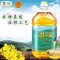 中粮曌福醇香菜籽油
