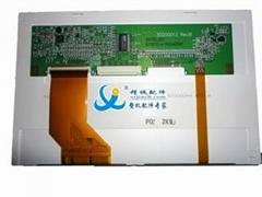 弘訊AK668注塑機電腦顯示屏GD070ELLW02