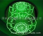 低價供應LED光纖燈  光纖地埋燈批發/廠家