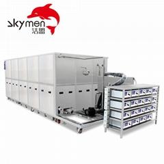 大型单槽超声波清洗设备