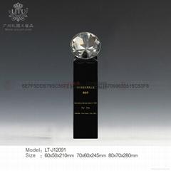 公司年終會  員工獎杯